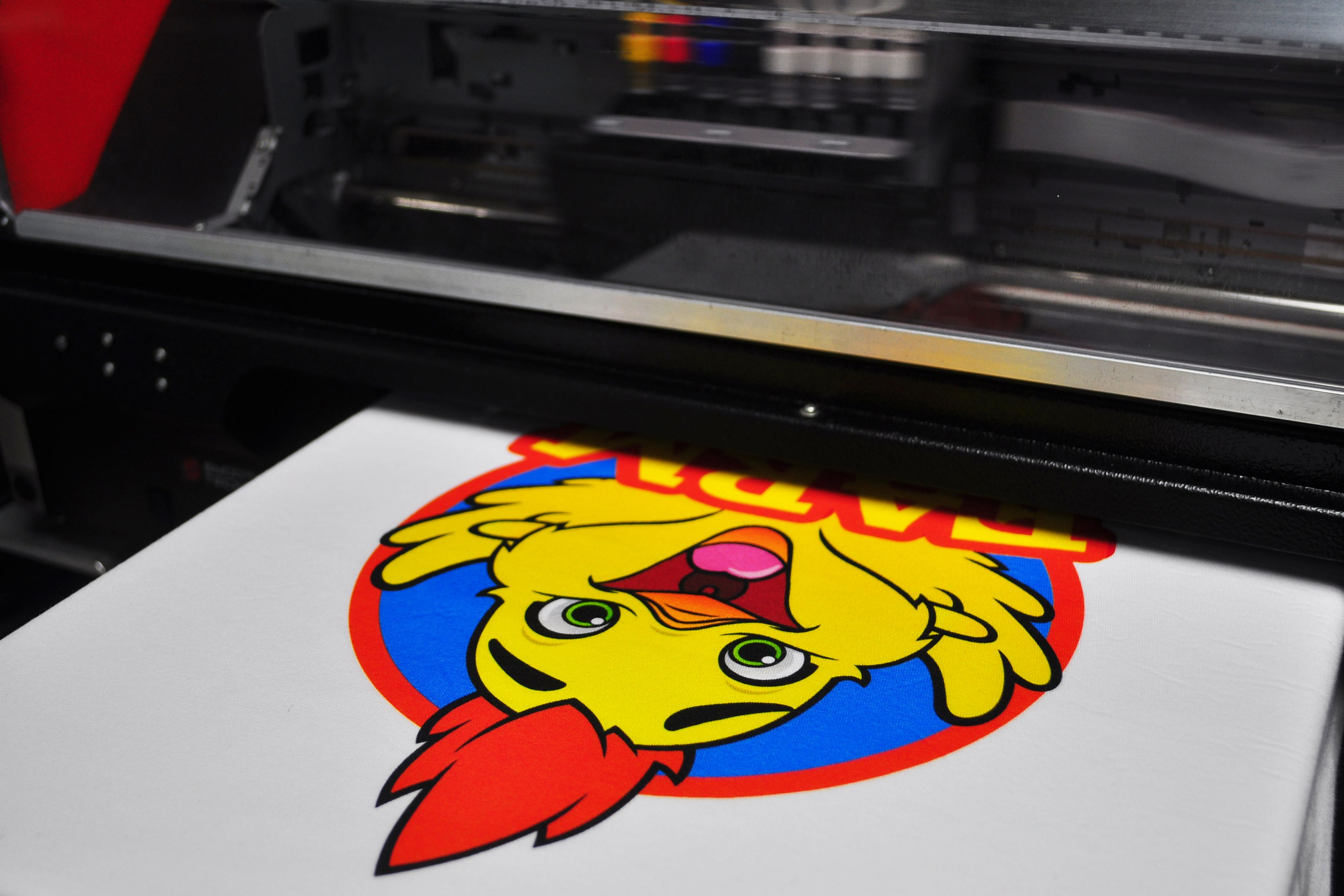 Silk Screen Printing vs Direct to Garment Printing